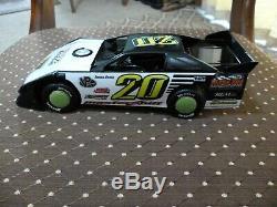 Jimmy Owens #20 Custom Car Dirt Late Model 1/24 ADC