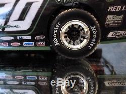 Jimmy Owens #20 Window Wax 1/24 Custom ADC Dirt Late Model RARE