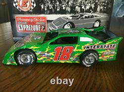 Jj Yeley #18 2007 Interstate Batteries Dirt Late Model Prelude To The Dream 1/24
