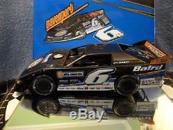 Jonathan Davenport #6/49 Custom ADC 1/24 Dirt Late Model Hobson Made Autographed