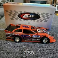 Justin Kay #15 1/24 2020 Dirt Late Model ADC NEW BODY Red Series