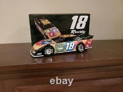 KYLE BUSCH #18 2011 M&Ms DIRT LATE MODEL 1/24 SCALE NEW FREE SHIPPING