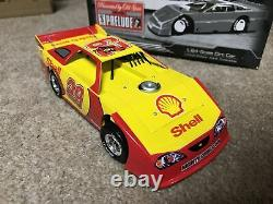 Kevin Harvick #29 2007 Late Model Dirt Car ADC Eldora Prelude Autographed