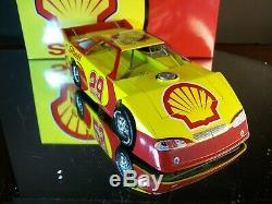 Kevin Harvick 29 Shell Prelude To The Dream Autographed 2008 Late Model Dirt Car