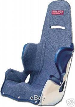 Kirkey Racing Seat & Cover, Intermediate, 17, Dirt Late Model