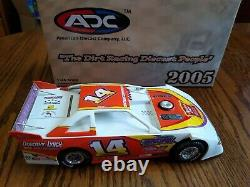 Kyle Berck#14 Dorthy Lynch 2005 ADC Dirt Late Model 1/24 scale Limited Edition