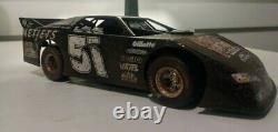 Kyle Busch 2009 Prelude to the Dream Dirt Late Model Raced Version ADC 1/24