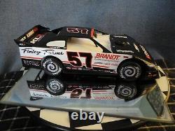 Kyle Larson #57 1/24 ADC Dirt Late Model Custom I Racing Car. 2020