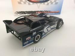 Kyle Larson #6 Rumley Racing 1/24 Autographed Dirt Late Model With COA
