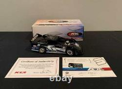 Kyle Larson autographed 1/24 2020 #6 Dirt Late Model ADC Diecast Very Rare