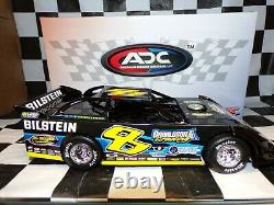 Kyle Strickler #8 2020 Tom Cat Dirt Late Model 124 scale car ADC DW220M265 #42