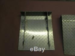 Longacre Rebco Scale Ramps Aluminum Set of 4 Dirt Late Model