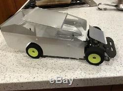 Losi 1/18 late model dirt modified