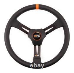 MPI MPI-DM2-15 15 Steering Wheel Dirt Late Model/Modified Aluminum NEW