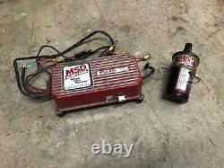 MSD 6AL Box & Blaster Coil Dirt Late Model IMCA Race Car