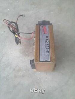MSD 7AL Ignition Box Dirt Late Model Imca Race Car