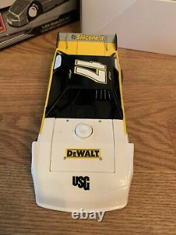 Matt kenseth 2007 Dirt Late Model Prelude 1/24 Nascar Diecast ADC Eldora Dewalt