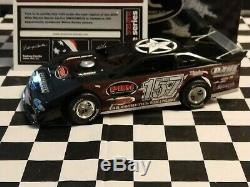 Mike Marlar 2005 #157 Dirt Late Model 1/24 Diecast Car. Rare 1/250 Made By ADC