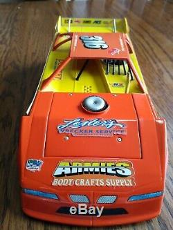 Mike Rucker#316 Late model dirt car 2003 ADC 124 scale