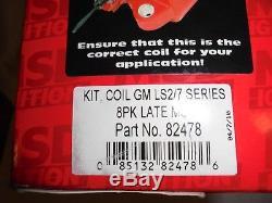 Msd # 82478 Coil Pacs-racing-drag-gm-sbc-bbc-ls2/ls7-dirt Late Model-crate-spec