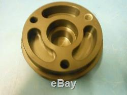 NASCAR LATE MODEL STOCK CV PRODUCTS SURPENTINE PULLEY SET NEW asa dirt stocker