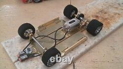 New 4 inch Wheel Base Hardbody or Dirt Latemodel RTR Chassis no Body