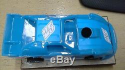 New Dirt Latemodel Ready to Race Car WOW! Blue #25