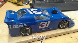 New Dirt Latemodel Ready to Race Car WOW! Blue #31