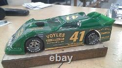 New Dirt Latemodel Ready to Race Car WOW! Green #41