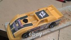 New Dirt Latemodel Ready to Race Car WOW! Yellow #71