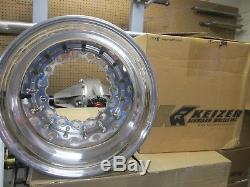 New Keizer Wheel dirt late model race car Bicknell Teo