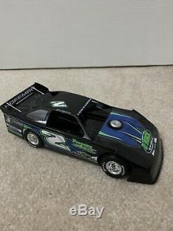 Nick Hoffman ADC 1/24 Dirt Late Model Custom Signed