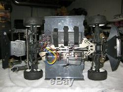 OFNA 1/8 SCALE Ofna Dirt Oval Late Model TEKIN ESC