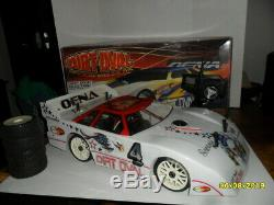 OFNA RC Nitro Dirt Oval 1/8 Scale Electric 4WD Late Model Car PRICE REDUCED