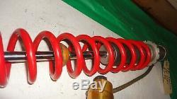 OHLINS racing shocks dirt late model rocket Integra penske imca wissota afco