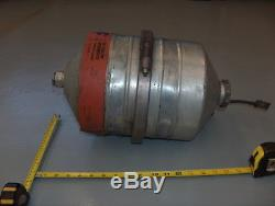 Patterson Racing 3 Gallon Dry Sump Oil Tank SCCA NASCAR Dirt Late Model