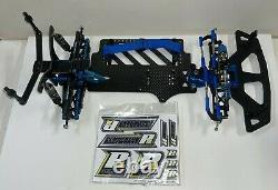 Pemberton SJ27 Late Model EDM Dirt Oval Car New Kit Assembled SJ-27