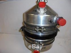 Peterson 3 Gal Dry Bsump Oil Tank-dirt Late Model-asphalt-oval-k&n-oval Craft