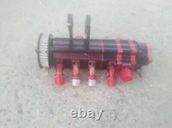 Peterson 5 Stage Dry Sump Pump Needs Repaired Dirt Late Model Imca Race Car