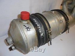 Peterson Dry Sump Oil Tank-racing-dirt Late Model-oval-asphalt-k&n-patterson