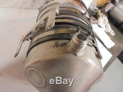 Peterson Dry Sump Oil Tank-racing-dirt Late Model-oval-asphalt-patterson-moroso
