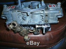 Pro systems holley racing carb dirt late model