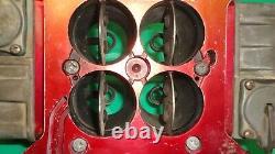 Proform 850 cfm carburetor GAS ump modified dirt late model wissota asa Holley