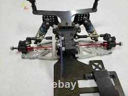 Putnam Propulsion Dirt Oval Late Model Gfrp Custom Works Terminator Gear Box
