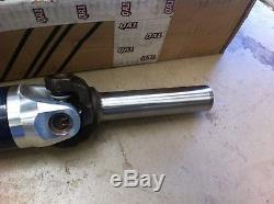 QA1 JJ-11200 Carbon Fiber Driveshaft Dirt Late Model 35.5 Inch with slip yoke