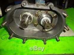 Quick change center section spool cover ump imca dirt late model hot rod asa rat