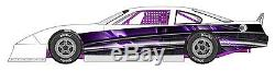 RACE CAR WRAP, Graphics, Decals, IMCA Late Model Dirt #3
