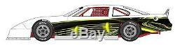 RACE CAR WRAP, Graphics, Decals, IMCA Late Model Dirt #6