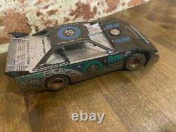 RACE VERSION 2006 Scott Bloomquist #0 124 Scale ADC Dirt Late Model Diecast Car