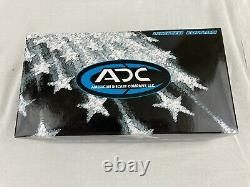 RARE ADC 1/24 Blue Series Kenny Wallace #36 JEGS Late Model Dirt Car Yellow NIB